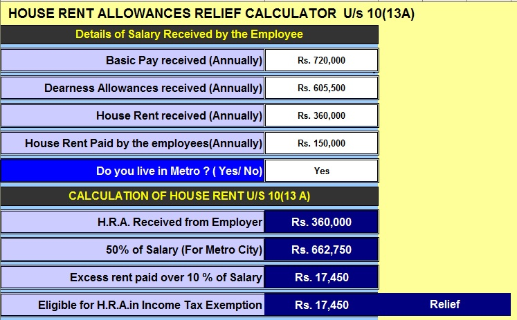 Download Automated Income Tax Master of Revised Form 16 Part A and B for the F.Y.2020-21 as per New Section 115 BAC New and Old Tax Regime